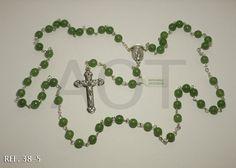 rosario de malaquita - Buscar con Google