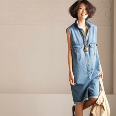 Korean Style Loose Causel Cowboy Jeans Overalls Big Pocket Pocket Overalls Women Clothes N1075A