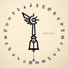 No. 201 - Unown. #pokemon #unown #keyblade #kingdomhearts #crossover #pokeapon