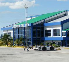 The nearest major airport is Jardines del Rey International Airport (CCC / MUCC). This airport has international and domestic flights from http://cubacayococo.com , #Cuba and is 7 km from the center of Cayo Coco, Cuba.