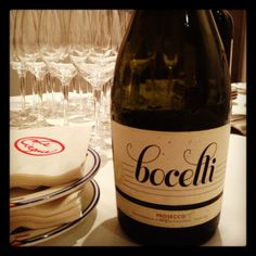 Most people probably have no idea Andrea Bocelli's family has been making wine for 130 years in Tuscany- and it's good.