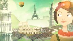 Uladzimir Bahatyrevich / Vlad / Design / Animation
