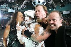 The official website for all things Metallica. James Hetfield, Metallica Funny, Seek And Destroy, Robert Trujillo, Kirk Hammett, Dream Guy, Metal Bands, Rock N Roll, My Love