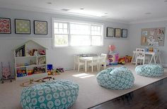 its a perfect small child care center that really has a homey feel to it!! love the colors.