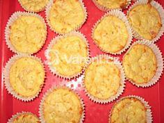 Variace na oblíbené jídlo. Vareni.cz - recepty, tipy a články o vaření. Cupcakes, Snack Recipes, Snacks, Chips, Gluten, Pie, Breakfast, Desserts, Food