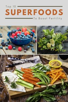 Top 10 Superfoods to Boost Fertility - Superfoodliving.com Top 10 Superfoods, Boost Fertility, Certified Nutritionist, How To Regulate Hormones, Coffee With Alcohol, Fertility Problems, Vegetable Protein, Variety Of Fruits, Balanced Diet