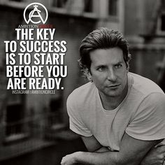 Stop waiting until everyone is just right... JUST START!!!