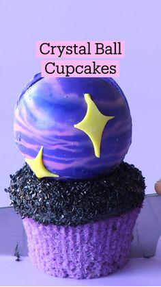 Fun Baking Recipes, Cupcake Recipes, Sweet Recipes, Cupcake Cakes, Dessert Recipes, Cooking Recipes, Dinner Recipes, Cute Desserts, Delicious Desserts