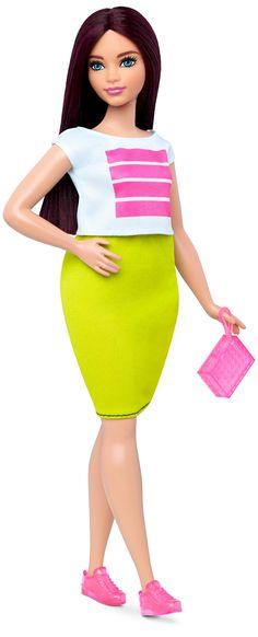 Barbie® Fashionistas™ 38 So Sporty Doll & Fashions - Curvy