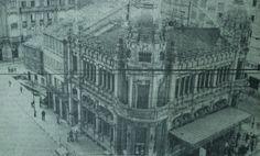 Memorias de Compostela: Demolición del Edificio Castromil (Sept., 1975)
