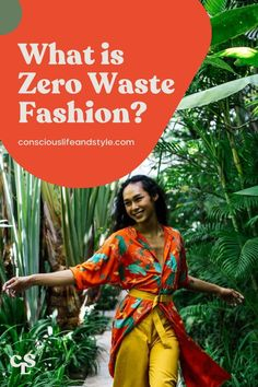 This article breaks down exactly what zero waste fashion is all about and lists out a number of innovative zero waste fashion brands that are paving the way for a more circular fashion industry. #Zerowastefashion #zerowasteclothing #sustainablefashion #zerowasteliving Brand Guide, Ethical Shopping, Ethical Fashion Brands, Fair Trade Fashion, Eco Friendly Fashion, Consumerism, Slow Fashion, Zero Waste, Sustainable Fashion