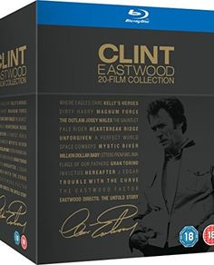 Clint-Eastwood-20-Film-Collection-Blu-ray-Region-Free