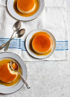 Creme Caramel Recipe (This easy creme caramel recipe, similar to flan in its delicate texture, is as simple as it is sophisticated.)