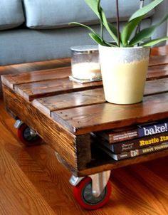 Woontrend van het jaar: houten salontafels