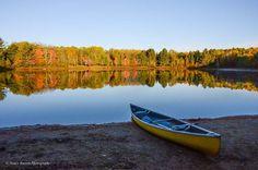 Spring Lake near Dwight Algonquin Park, Spring Lake, Highlands, Scottish Highlands