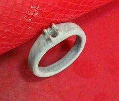 Custom Work – Karma Joyas Karma, Heart Ring, Jewelry Making, Wedding Rings, Engagement Rings, Handmade, Jewelery, Rings For Engagement, Hand Made