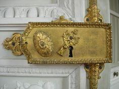 Detail Le Petit Trianon, VERSAILLES