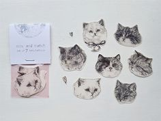 temporary cat tattoos