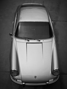 Ferdinand Alexander's marvelous Porsche 911, coming in the most beautiful flavor: aluminum.