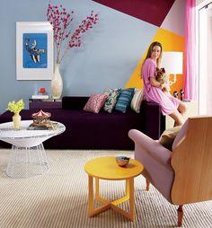 O significado das cores e como usá-las no décor
