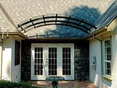 GLASS CANOPIES & DECK OR PATIO COVERS - CENTRAL GLASS