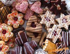 trik na linecké: ak chcete jemnučké a krehké linecké koláčiky, stačí dodržať jednoduché pravidlo: ký... Christmas Sweets, Christmas Baking, Christmas Cookies, Czech Recipes, Biscotti, Sweet Recipes, Deserts, Food Porn, Ale