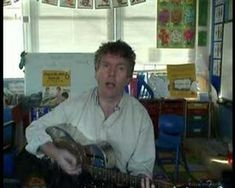 "TONY WILSON FOLK SONG FROM THE NORTH EAST ""THE LAMBTON WORM"""