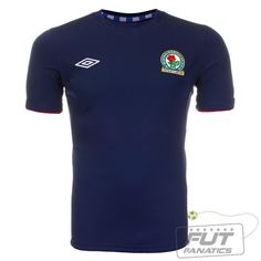 Camisa Umbro Blackburn Away 2013