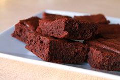 Looking for a gluten free brownie option without the guilt?  You've found it here!