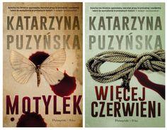 Katarzyna Puzyńska. Motylek. Więcej czerwieni.