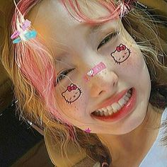 Extended Play, Kpop Aesthetic, Aesthetic Girl, Kpop Girl Groups, Kpop Girls, Estilo Beatnik, Hello Kitty, Nayeon Twice, Twice Kpop