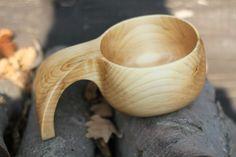 Basswood kuksa  Lipova kuksa teda az miska. #kuksa #handmade #wood #woodworking #scandinavia