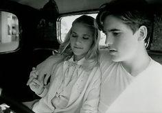 Liar's Moon - Cindy Fisher & Matt Dillon 80s Movies, Movie Tv, Dallas Winston, Tragic Love, Brat Pack, Matt Dillon, I Have A Crush, 3 In One, Celebrity Couples