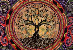 life: tree by y0-y0.deviantart.com on @deviantART