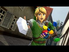 "Hilarious Fan Video, ""Racing For Rupees"" Shows Link Trying To Buy A Shield. 
