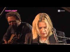 Jockey Full of Bourbon - Diana Krall (live at Montreux Jazz Festival, 2010). No one is cooler than Diana Krall.  This is a Tom Waits tune.