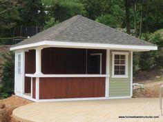 Siesta Poolside Bars | Photos | Homestead Structures