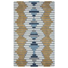 Arden Loft Hand-tufted Brick Lane Lewis Manor Collection Area Rug