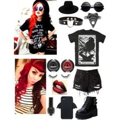 Ash Costello Inspired Outfit