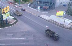 Ukraine News: Tanks leave Snizhne for Horlivka, get resistance R...