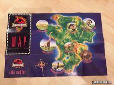 Jurassic Park Deluxe VHS set