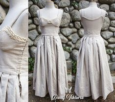 Aug 2019 - medieval under gown based on the Lengberg bra find Historical Clothing, Historical Dress, Middle Ages Clothing, Eco Friendly Fashion, Fantasy Costumes, Renaissance Fair, Drawing Clothes, Fashion Lighting, Vintage Wear