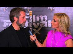 """I Declare War"" LA Live Red Carpet July2013 Producer/Director Rob Wilson"
