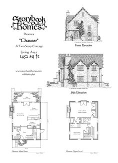 Elegant Storybook Cottage Plans And Storybook Cottage House Plans Fancy Idea 3 Ideas About Homes On 22 Storybook Stone Cottage House Plans – House Plans Ideas Small Cottage House Plans, Cottage Floor Plans, Cottage Plan, House Floor Plans, Tiny House, Storybook Homes, Storybook Cottage, Sims House Plans, Fairytale Cottage