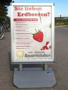 Bildergebnis für erdbeer restaurant