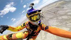 Salto de adrenalina.