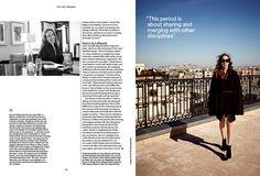 Holland Herald Januari   Iris van Herpen - Paris   Photographer Hans van Brakel   Producer Sandra de Cocq