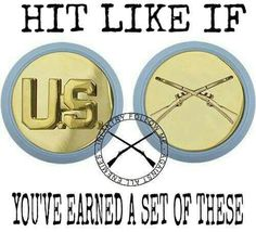 I Dam'n sure did!! Military Quotes, Military Mom, Military History, 7th Infantry Division, Army Infantry, Army Service Uniform, Army Divisions, Airborne Ranger, Fort Benning
