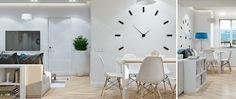 interior design living room, dining room