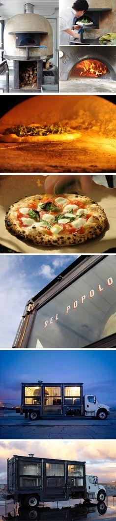 Del Popolo - Mobile Pizzeria